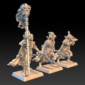 Saqueadores (Grupo de mando)