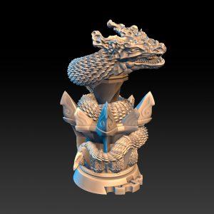 Marcador (Dragón)