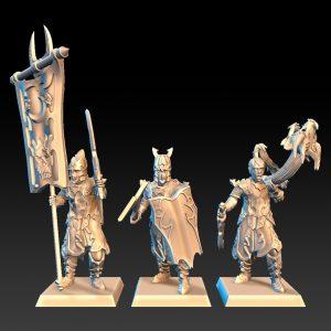 Legionarios Oscuros (Grupo de mando)
