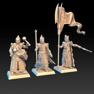 Guardia Sangrienta (Grupo de mando)