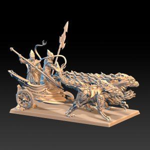 Carro Raptor