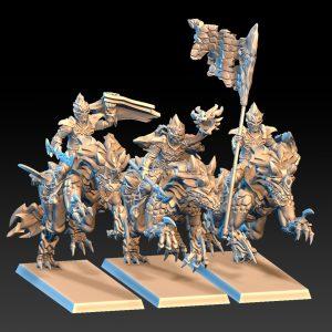 Jinetes de Raptor (Grupo de mando)