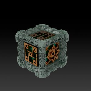 Set dados Azteca