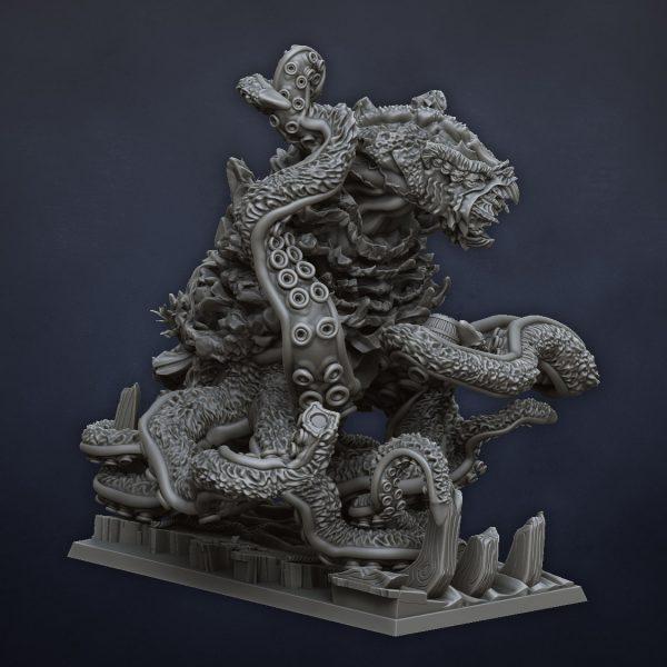kraken warhammer AOS novena era 9th age
